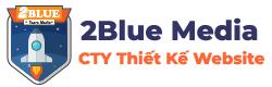 Thiết kế website chuyên nghiệp 2BLue Media